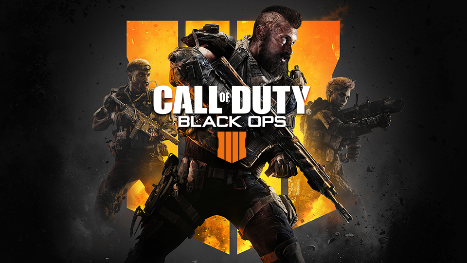 Call Of Duty Black Ops  Key Art